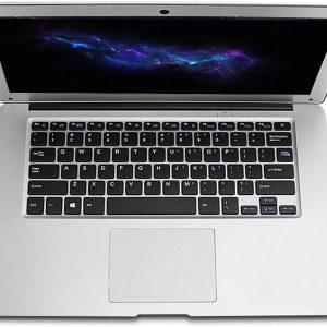 14 Zoll Laptop Notebook Computer PC, Windows 10 Pro Betriebssystem, Intel J3455 Quad Core CPU, Hochleistungs Business Laptop, 6 GB RAM, 128 GB SSD, Full HD 1920 x 1080, D3