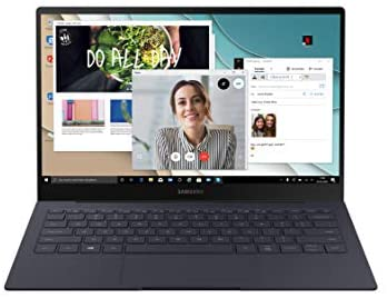 Samsung Galaxy Book S 33,78 cm (13,3 Zoll) Notebook (Intel Core Prozessor, 8 GB RAM, 256 GB SSD, Windows 10 Home) mercury grey