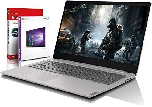 Lenovo (15,6 Zoll HD+) Notebook (AMD [Ryzen-Core] 3020e 2x2.6 GHz, 8GB DDR4, 512 GB SSD, Radeon RX, HDMI, Webcam, Bluetooth, USB 3.0, WLAN, Windows 10 Prof. 64 Bit, MS Office 2010 Starter) #6584