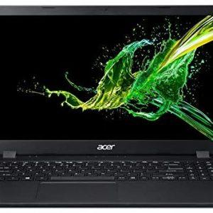 Acer Aspire 3 (A315-56-790F) 39,6 cm (15,6 Zoll Full-HD matt) Multimedia Laptop (Intel Core i7-1065G7, 8 GB RAM, 512 GB PCIe SSD, Intel Iris Plus Graphics, Win 10 Home) schwarz