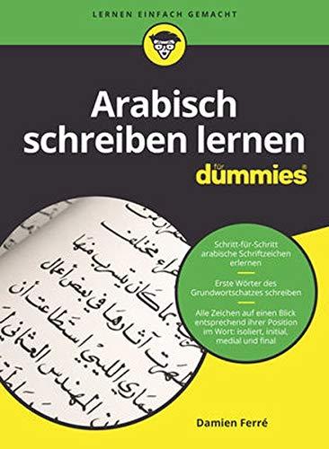 Arabisch schreiben lernen für Dummies