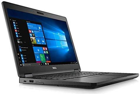 Dell Latitude 5480 14 Zoll HD Intel Core i5 256GB SSD Festplatte 8GB Speicher Windows 10 Pro Webcam Business Notebook Laptop (Zertifiziert und Generalüberholt)
