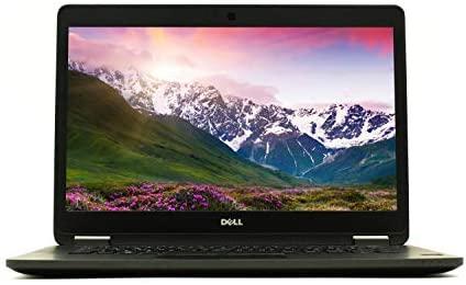 Dell Notebook Latitude E7470 14 Zoll Full HD I Business Laptop I Intel Core i5 -6.Gen Win 10 Pro I Tastatur DE   schwatz (Generalüberholt) (Intel Core I5 - 8 GB RAM - 256 GB SSD - Full HD)