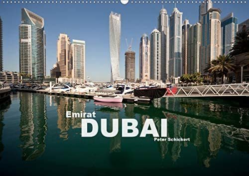 Emirat Dubai (Wandkalender 2021 DIN A2 quer)
