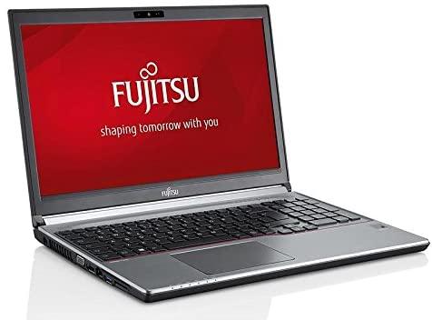 Fujitsu Lifebook E754 15,6 Zoll HD Intel Core i5 256GB SSD Festplatte 8GB Speicher Windows 10 Pro Business Notebook Laptop (Zertifiziert und Generalüberholt)