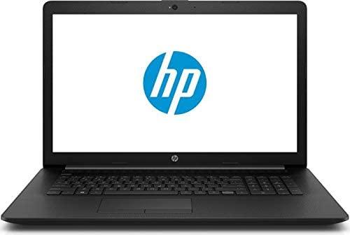 HP (17,3 Zoll) Notebook (Intel N4000 2Core 2x2.60 GHz, 8GB RAM, 512 GB SSD, DVD±RW, Intel HD600, HDMI, Webcam, Bluetooth, USB 3.0, WLAN, Windows 10 Prof. 64 Bit, #6052