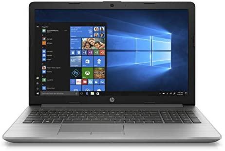 HP 250 G7 (15,6 Zoll / HD) Business Laptop (Intel Pentium 4417U, 8GB DDR4 RAM, 512GB SDD, Intel HD Grafik, DVD-Writer, Windows 10 Home) Silber