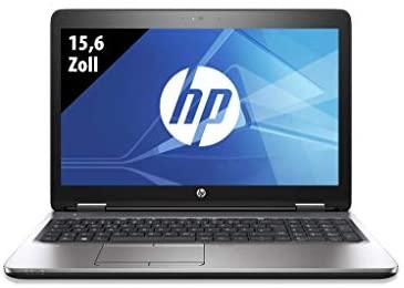 HP ProBook 650 G4-15,6 Zoll - Core i5-8350U @ 1,7 GHz - 8GB RAM - 256GB SSD - FHD (1920x1080) - Webcam - Win10Pro (Zertifiziert und Generalüberholt)