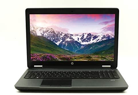 HP ZBook 15 G2 15.6 Zoll Full HD IPS I Mobile Workstation I Intel Core i7-4.Gen 3.0 GHz 8 GB RAM - 240 GB SSD Win 10 Home Nvidia Quadro Grafik I ab 2,59 kg schwarz (Generalüberholt)
