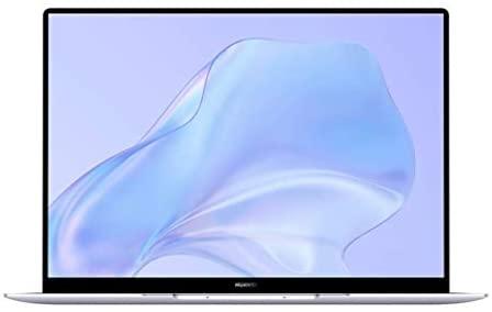 HUAWEI MateBook X – 13 Zoll 3K-Infinite FullView-Touchscreen Ultrabook, 10. Gen. Intel i5, 16 GB RAM, 512GB SSD, Huawei Share, Aluminium-Unibody, Fingerabdrucksensor, Windows 10 Home, Silver Frost