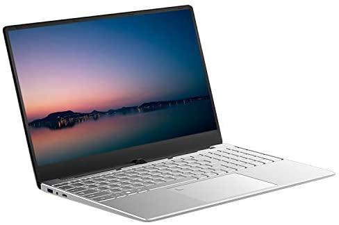 KUU A9SPro Laptop 15,6 Zoll , 8GB RAM 256GB SSD,Inter Celeron 5205U Notebook PC, Windows 10 Ultrabook PC mit beleuchteter Tastatur und Entsperrung des Fingerabdrucks, IPS FHD-Bildschirm