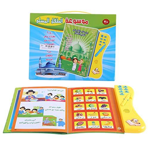 Kinder Lernen Pädagogisches Spielzeug Elektronische Intelligente Buch Berühren und Lernen arabische Sprache Spielzeug Multifunktionale Lesen Kognitive Spiele Spielzeug mit Lernstift für Kleinkinder