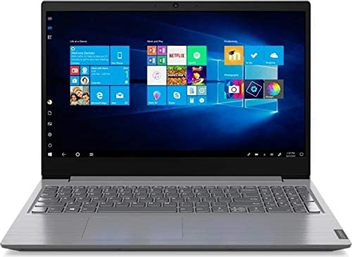 Lenovo (15,6 Zoll FullHD matt) Laptop (AMD Ryzen 5 3500U QuadCore, 12GB RAM, 256GB M.2 SSD, AMD Radeon Vega 8, WLAN, Bluetooth, HDMI, USB 3.0, Windows 10 Pro) Grau