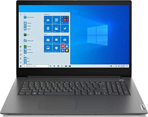 Lenovo (17,3 Zoll HD matt) Laptop (Intel Core i5-1035G1 QuadCore, 12GB RAM, 512GB M.2 SSD, Intel UHD Grafik, WLAN, Bluetooth, HDMI, USB 3.0, Windows 10 Pro) Grau