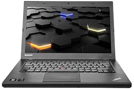 Lenovo ThinkPad T440 Laptop | Intel Core i5 2X 1.9Ghz, 4GB RAM, 500 HDD, 14 Zoll (1600), Webcam, Bluetooth, Wi-Fi, Win10 Prof. | Business (Generalüberholt)