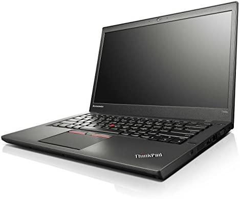 Lenovo ThinkPad T450s 14 Zoll 1600x900 HD+ Intel Core i5 256GB SSD Festplatte 8GB Speicher Windows 10 Pro Tastaturbeleuchtung UMTS LTE Notebook Laptop (Zertifiziert und Generalüberholt)