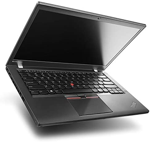 Lenovo ThinkPad T460 – Laptop – 14 Zoll Full-HD – Schwarz (Intel Core i5-6300U / 2,40 GHz, 8 GB RAM, 240 GB SSD, Webcam, Windows 10 Professional) (Generalüberholt)