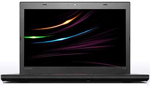 Lenovo ThinkPad T460 Mobiles Notebook, Intel i5 2.4 GHz Prozessor, 8 GB Arbeitsspeicher, 240 GB SSD, 14 Zoll Display, 1366x768, Windows 10 Pro, GX08 (Generalüberholt)