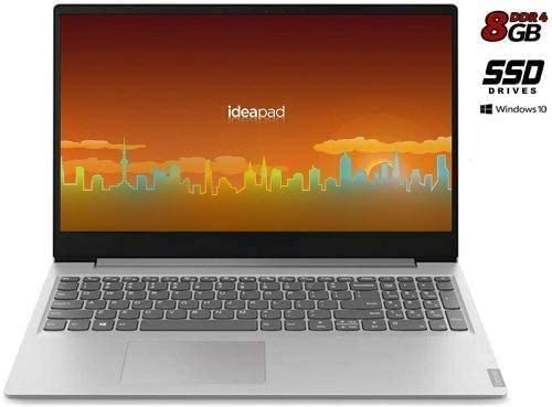 """Lenovo ideapad (15.6"""" Zoll ) Notebook (AMD A4 9125 2 x 2,60 GHz - 8GB RAM DDR4 - SSD 256 GB , Radeon R3,Windows 10 Professional,)Silver Layout Italienisch QWERTY"""