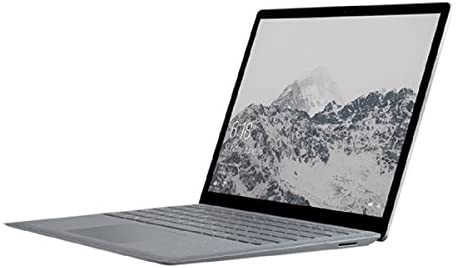 Microsoft Surface Laptop 2.5GHz i7-7660U 13.5Zoll 2256 x 1504Pixel Touchscreen Grau Notebook, JKX-00004