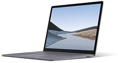 "Microsoft Surface Laptop 3, 13"" Zoll Laptop (Intel Core i5, 8GB RAM, 128GB SSD, Win 10 Home) Platin"