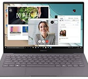 Samsung Galaxy Book S 33,78 cm (13,3 Zoll) Notebook (Intel Core Prozessor, 8 GB RAM, 256 GB SSD, Windows 10 Home) earthy gold