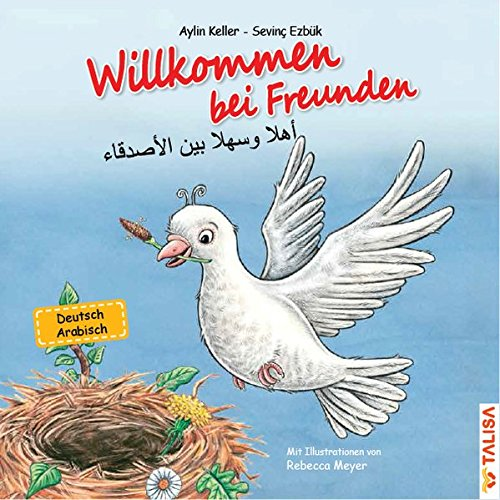 Willkommen bei Freunden (Deutsch-Arabisch)
