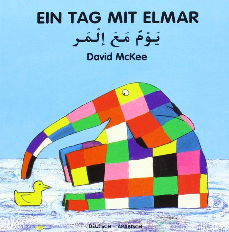 Ein Tag mit Elmar / deutsch-arabisch