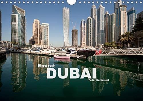 Emirat Dubai (Wandkalender 2021 DIN A4 quer)