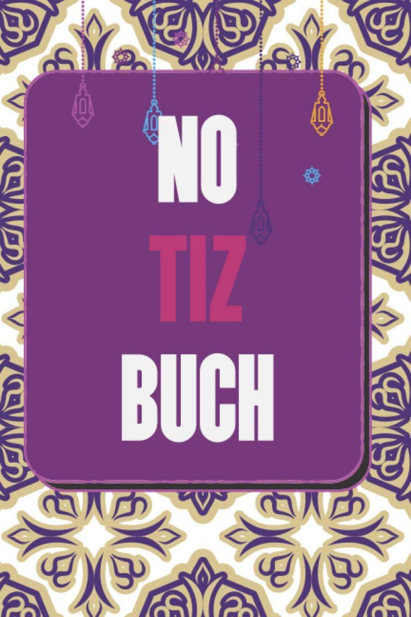 Notizbuch: Taschennotizbuch mit linierten Seiten   ORIGINALES Buch, um zu schreiben, was Sie wollen oder Ihre Ziele zu setzen   Osmanisch-arabischer Stil   Notizbuch   200 Seiten