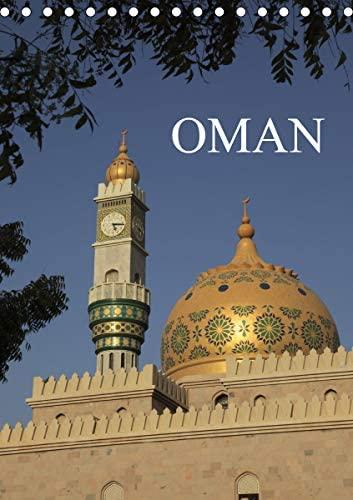 OMAN (Tischkalender 2021 DIN A5 hoch)