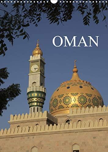OMAN (Wandkalender 2021 DIN A3 hoch)