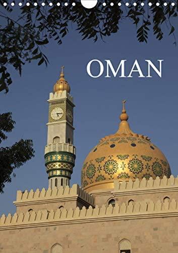 OMAN (Wandkalender 2021 DIN A4 hoch)
