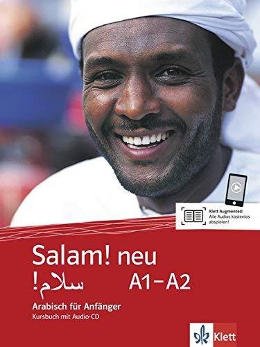 Salam! neu A1-A2 / Kursbuch mit Audio-CD: Arabisch für Anfänger ( Januar 2014 )