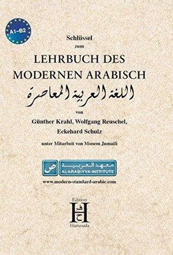 Schlüssel zum Lehrbuch des modernen Arabisch
