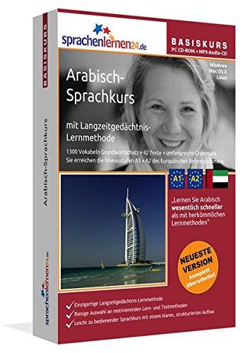 Sprachenlernen24.de Arabisch-Basis-Sprachkurs: PC CD-ROM für Windows/Linux/Mac OS X + MP3-Audio-CD für MP3-Player. Arabisch lernen für Anfänger