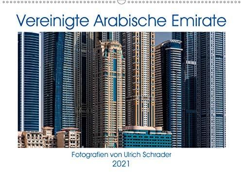 Vereinigte Arabische Emirate 2021 (Wandkalender 2021 DIN A2 quer)
